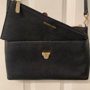 Michaels Kors crossbody bag w/ removable clutch